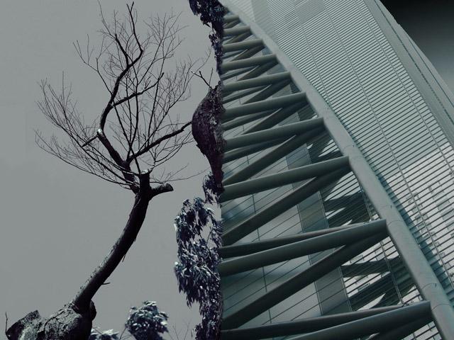 Tokyo, Modern building