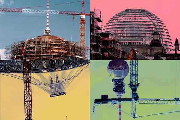 Berlin: Cupolas